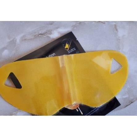 Лифтинг-маска для подбородка с прополисом JMSolution Honey Luminous Royal Propolis Lift-up V Mask - 25 гр