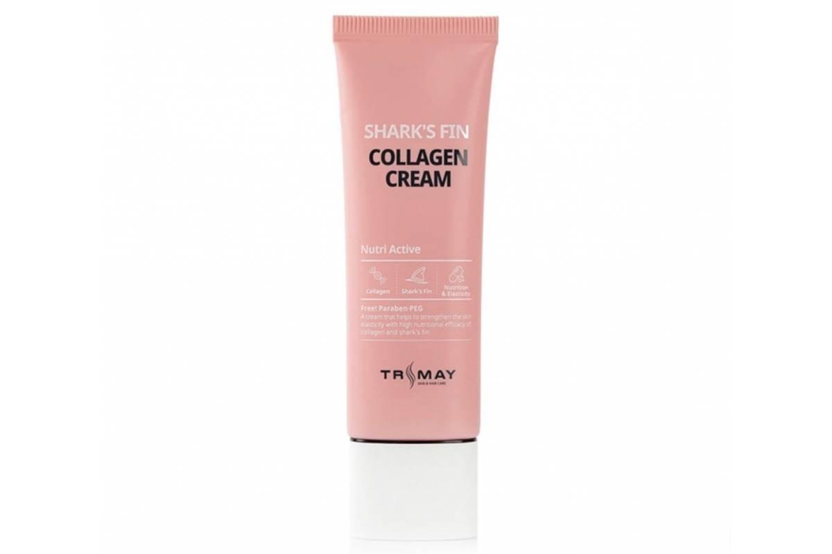 Лифтинг-крем с коллагеном из плавника акулы Trimay Collagen Sharks Fin Cream - 50 гр