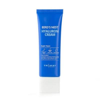 Крем для лица с гиалуроновой кислотой Trimay Hyalurone Bird's Nest Cream - 50 гр