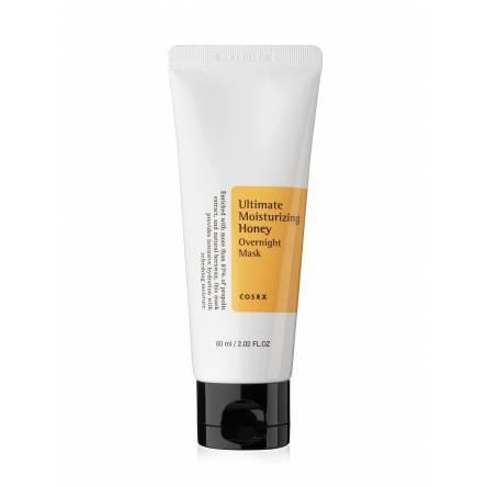 Увлажняющая ночная маска с прополисом Cosrx Ultimate Moisturizing Honey Overnight Mask - 60 мл