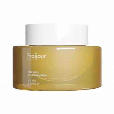 Гидрофильный бальзам с прополисом и экстрактом юдзу EVAS Fraijour Yuzu Honey All Cleansing Balm - 50 мл