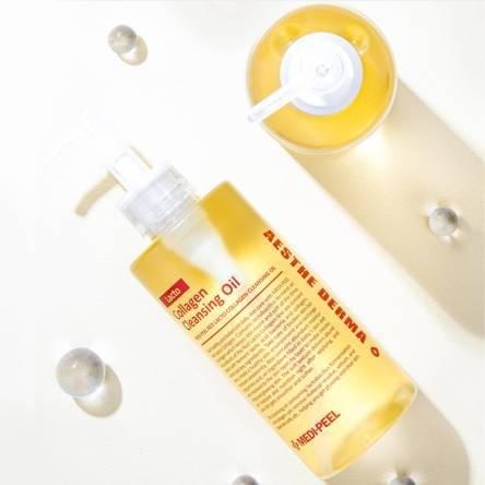Гидрофильное масло с лактобактериями Medi-Peel Red Lacto Collagen Cleansing Oil - 200 мл