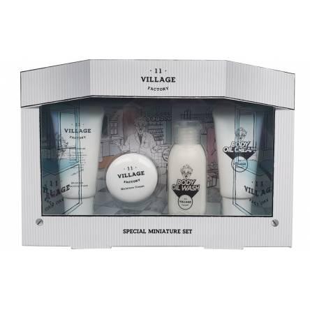 Набор миниатюр Village 11 Factory Special Miniature Set