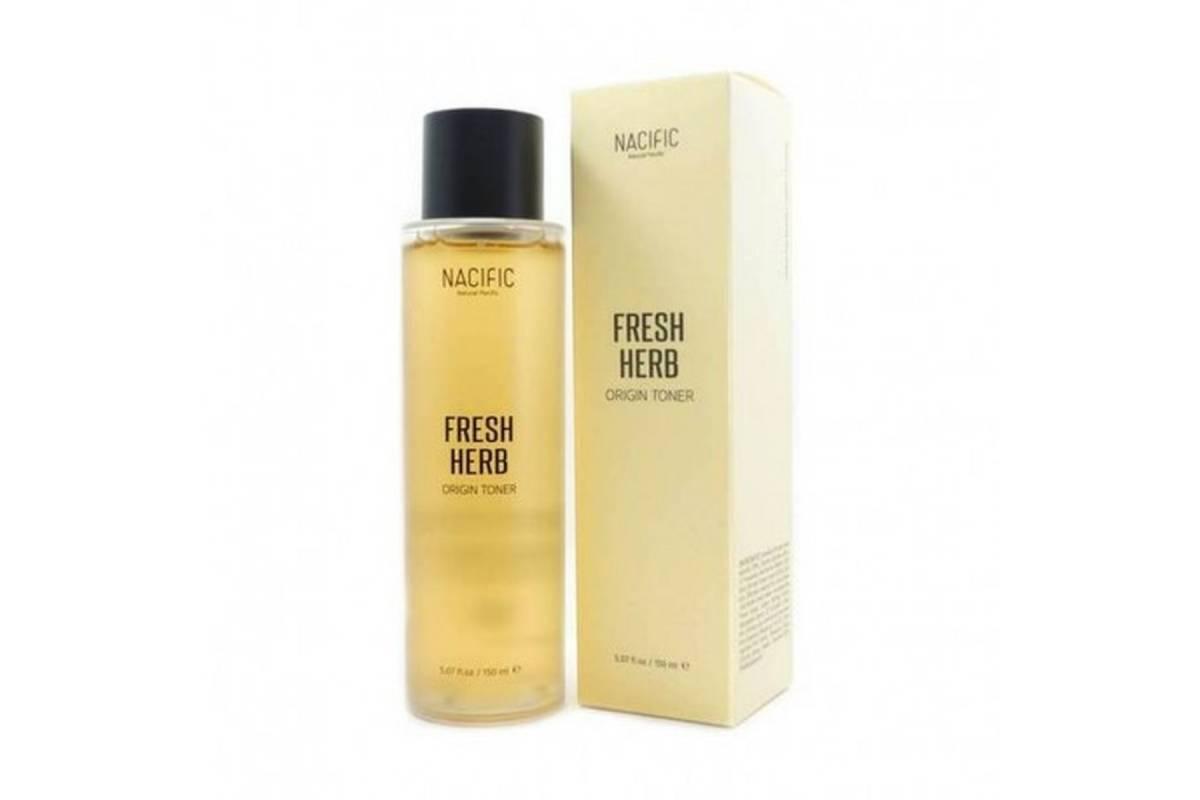 Освежающий тонер для проблемной кожи NACIFIC Fresh Herb Origin Toner - 150 мл