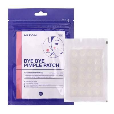 Патчи от прыщей Mizon Bye Bye Pimple Patch - 24 шт