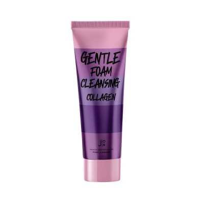 Пенка для умывания с коллагеном J:ON Gentle Foam Cleansing Collagen - 100 мл