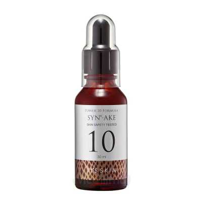 Сыворотка для лица против морщин It's Skin Power 10 Formula SYN-AKE - 30 мл