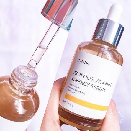 Витаминная сыворотка с прополисом iUnik Propolis Vitamin Synergy Serum - 50 мл