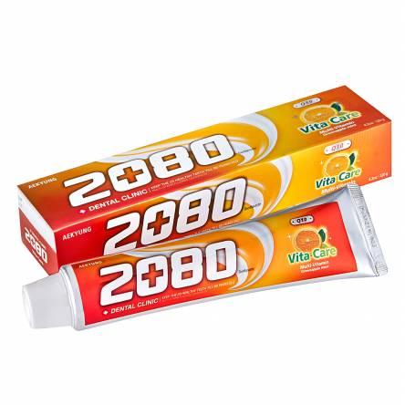 Зубная паста витаминный уход Dental Clinic 2080 Vita Care Toothpaste - 120 гр