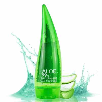 Увлажняющий гель с алоэ HOLIKA HOLIKA Aloe 99% Soothing Gel - 55мл/250 мл