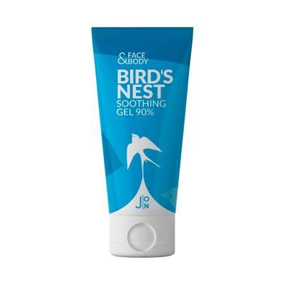 Гель универсальный с ласточкиным гнездом J:ON Face & Body Bird's Nest Soothing Gel - 200 мл