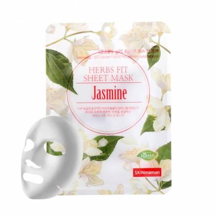 Тканевая маска NO:HJ Skin maman Herbs Fit Sheet Mask - 25 гр