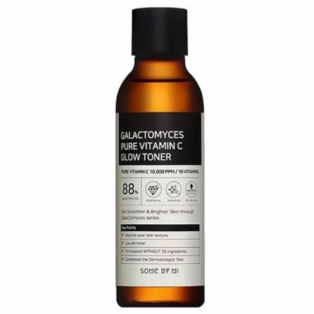 Тонер для сияния кожи с витамином С Some By Mi Galactomyces Pure Vitamin C Glow Toner - 200 мл