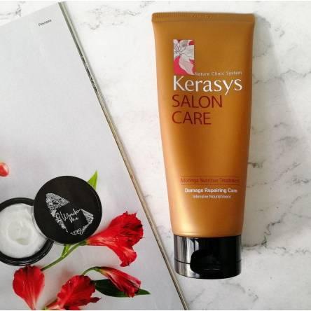 Питательная маска для волос Kerasys Salon Care Moringa Nutritive Treatment - 200 мл