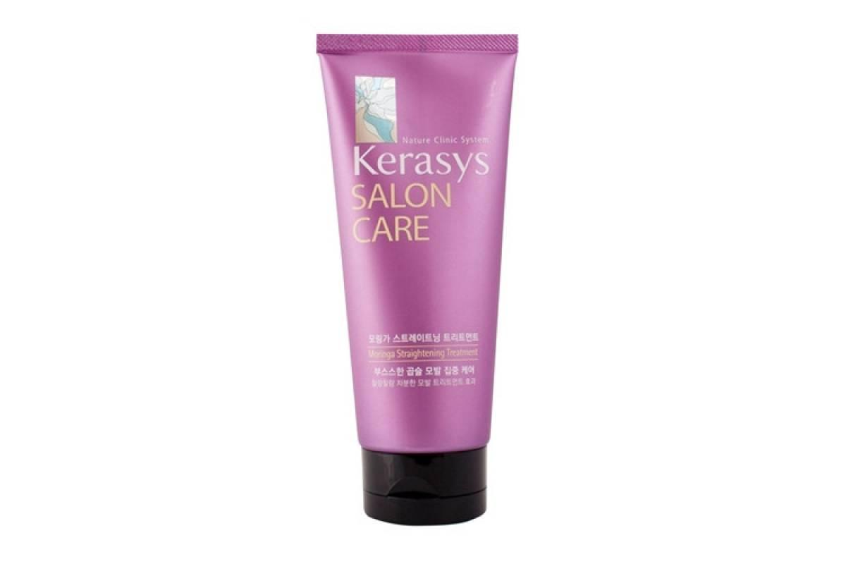 Маска для гладкости волос Kerasys Salon Care Moringa Straightening Treatment - 200 мл