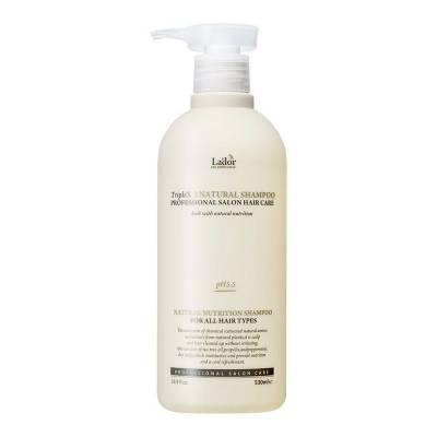 Бессульфатный шампунь с эфирными маслами Lador Triplex Natural Shampoo - 530 мл