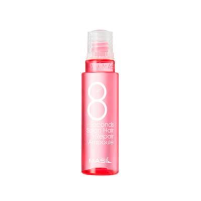 Протеиновая маска-филлер для поврежденных волос Masil 8 Seconds Salon Hair Repair Ampoule - 15 мл
