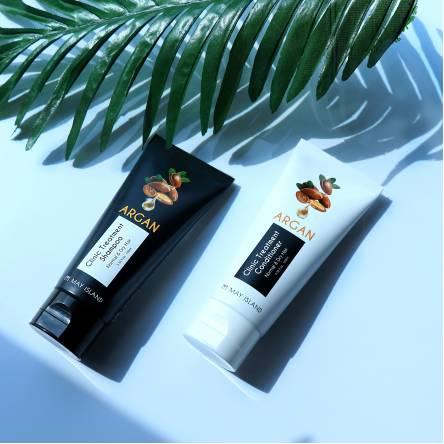 Шампунь для волос с аргановым маслом May Island Argan Clinic Treatment Shampoo - 100 мл