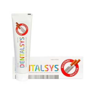 Зубная паста для курящих Dental Clinic 2080 Dentalsys Nicotare Toothpaste - 130 гр