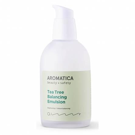 Эмульсия  для лица с чайным деревом AROMATICA Tea Tree Balancing Emulsion - 100 мл