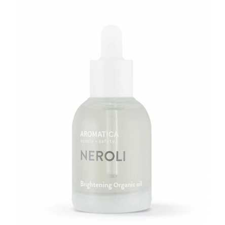 Органическое масло нероли для сияния кожи AROMATICA Organic Neroli Brightening Facial Oil - 30 мл