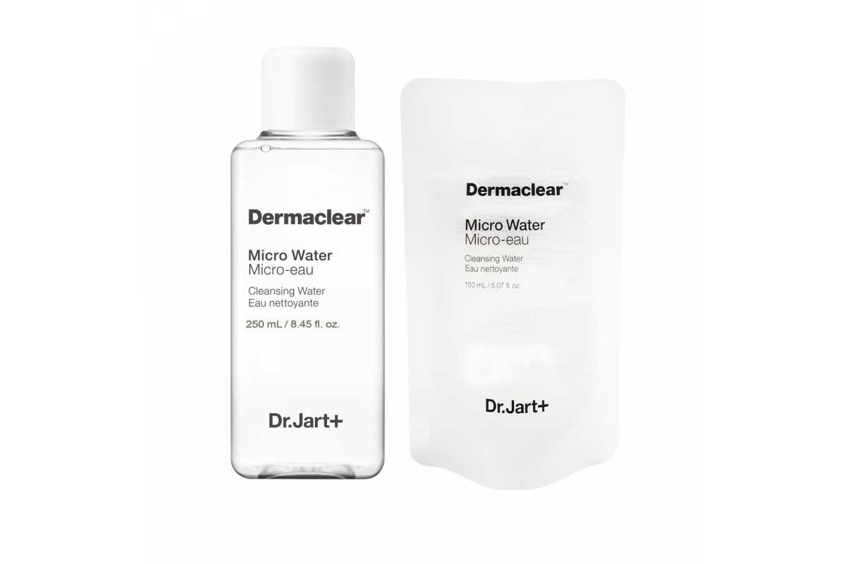 Мицеллярная вода Dr.Jart+ Dermaclear Micro Water - 250 мл + 150 мл