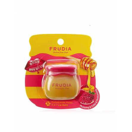 Бальзам для губ с гранатом Frudia Pomegranate Honey 3 in 1 Lip Balm - 10 мл