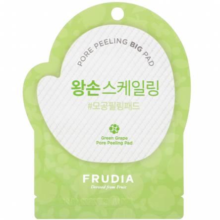 Пилинг-пэд для очищения пор виноградом Frudia Green Grape Pore Peeling Big Pad - 1 шт