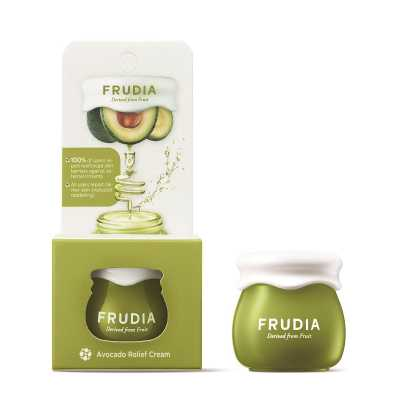 Миниатюра крема для лица с авокадо Frudia Avocado Relief Cream - 10 мл