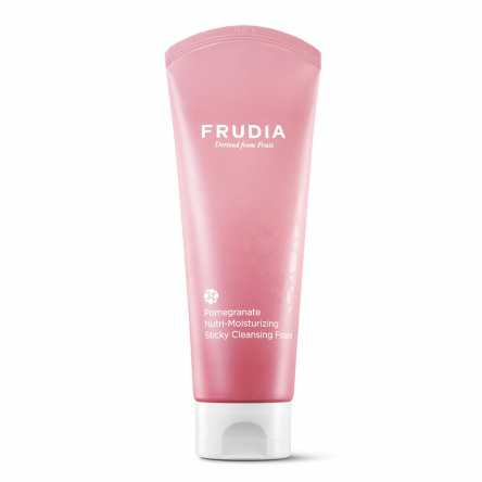 Пенка для умывания Frudia Pomegranate Nutri Moisturizing Sticky Cleansing Foam - 145 мл
