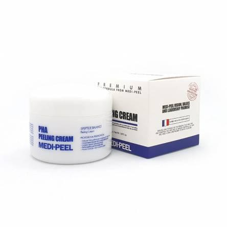 Ночной обновляющий пилинг-крем MEDI-PEEL PHA Peeling Cream - 50 мл