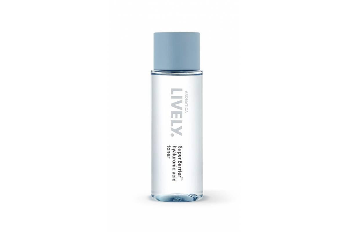 Увлажняющий тонер с гиалуроновой кислотой AROMATICA LIVELY SuperBarrier™ Hyaluronic Acid Toner - 130 мл