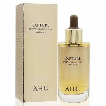 Восстанавливающая сыворотка для лица AHC Capture Revite Solution Max Ampoule - 50 мл