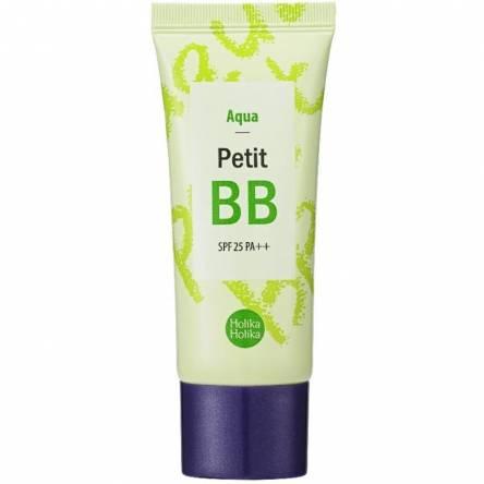 Освежающий ББ-крем для нормальной и комбинированной кожи HOLIKA HOLIKA Petit Aqua BB