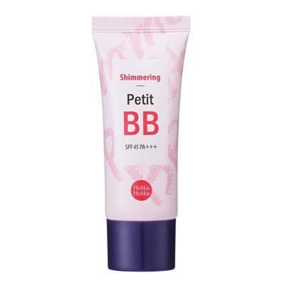 Увлажняющий ББ крем с сияющим эффектом HOLIKA HOLIKA Petit Shimmering BB - 30 мл