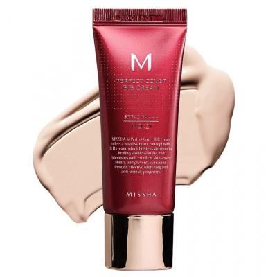 ББ крем MISSHA M Perfect Cover BB Cream SPF42/PA+++ - 20 мл