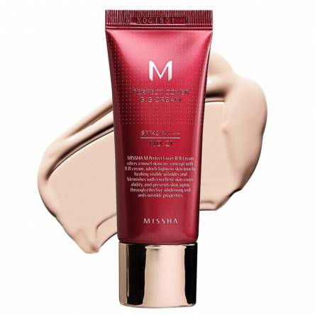ББ крем MISSHA M Perfect Cover BB Cream SPF42/PA+++ - 20 мл