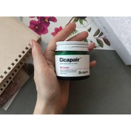 Крем-корректор для проблемной кожи Dr.Jart+ Cicapair Derma Re-Cover SPF40  - 55 мл