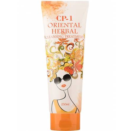 Восстанавливающая маска для волос Esthetic House CP-1 Oriental Herbal Cleansing Treatment - 250 мл