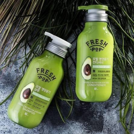 Питательный кондиционер для волос Fresh Pop Double Nutrition Avocado Conditioner - 500 мл