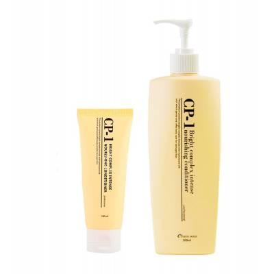 Кондиционер для волос Esthetic House CP-1 Bright Complex Intense Nourishing Conditioner - 100/500 мл