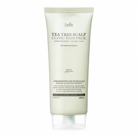 Маска-пилинг для кожи головы Lador Tea Tree Scalp Hair Pack - 200 мл