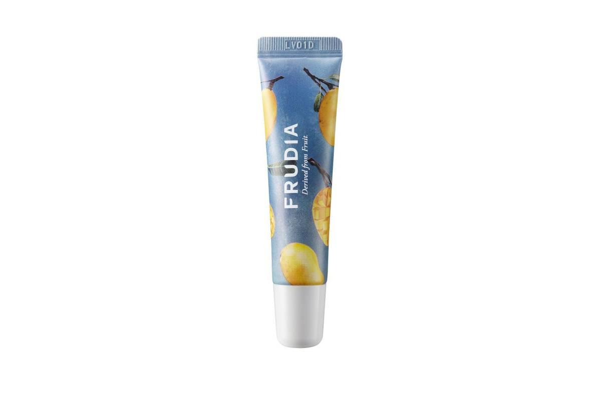 Ночная маска для губ с манго Frudia Mango Honey Lip Mask - 10 гр