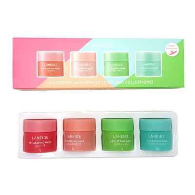 Набор ночных масок для губ Laneige Lip Sleeping Mask Mini Kit