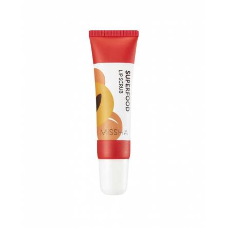 Скраб для губ MISSHA Super Food Apricot Lip Scrub - 5,2 гр