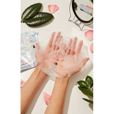 Трехэтапная омолаживающая маска Elizavecca Anti-Aging EGF Aqua Mask Pack