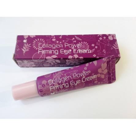 Коллагеновый крем для век MIZON Collagen Power Firming Eye Cream - 10 мл