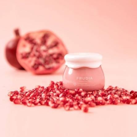 Миниатюра крема с гранатом Frudia Pomegranate Nutri-Moisturizing Cream - 10 мл