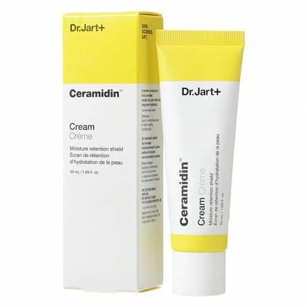 Увлажняющий крем с керамидами Dr.Jart+ Ceramidin Cream - 50 мл
