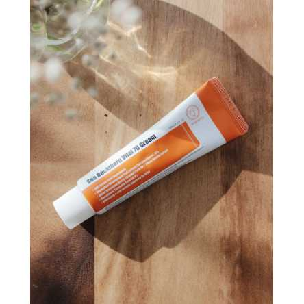 Витаминный крем с облепихой PURITO Sea Buckthorn Vital 70 Cream - 50 мл